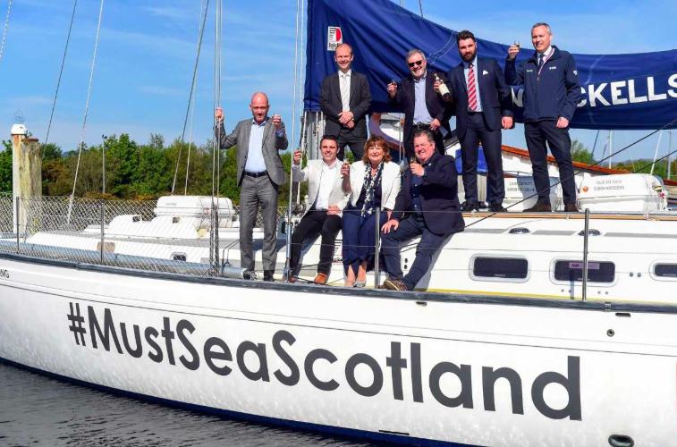 New campaign to make tourism splash | Scottish Tourism ...